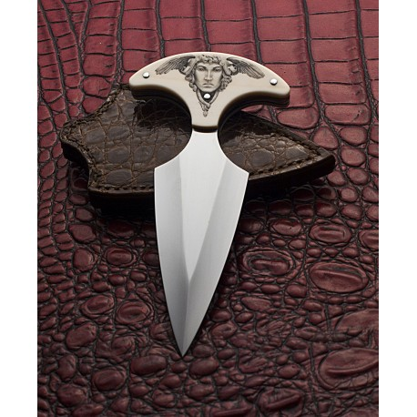 Push dagger white